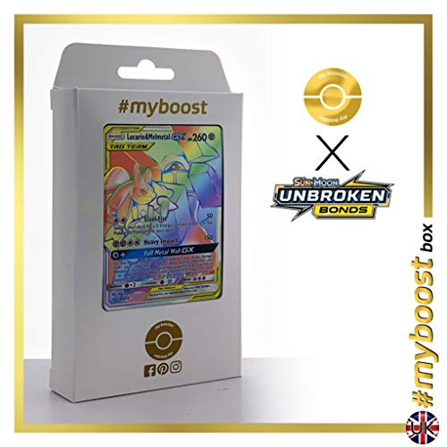 my-booster SM10-UK-224 Pokémon Cards image
