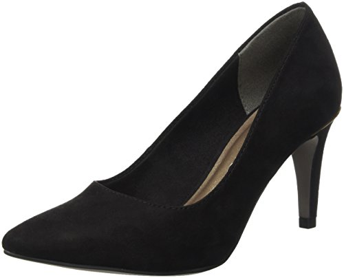 Tamaris Damen 22457 Pumps, Schwarz (Black), 37 EU