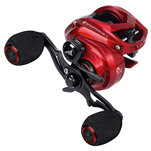 Kast King Spartacus Baitcasting Fishing Reel