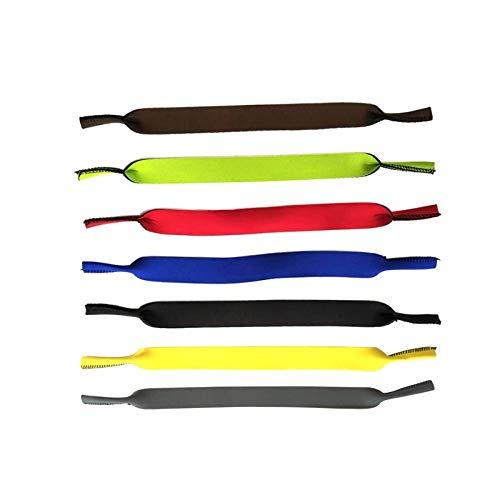 Androxeda 7 Pack Banda de correa de retención de cordón elástico de...