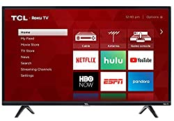 Image of TCL 49S325 49 Inch 1080p Smart Roku LED TV (2019): Bestviewsreviews