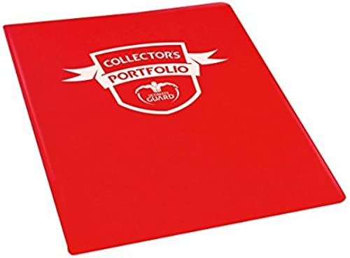 Ultimate Guard 9-Pocket Portfolio Standard Größe (rot) by Ultimate Guard