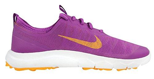 Nike Nike Fi Bermuda Golfschuhe für Damen 38 Morado/Naranja/Blanco