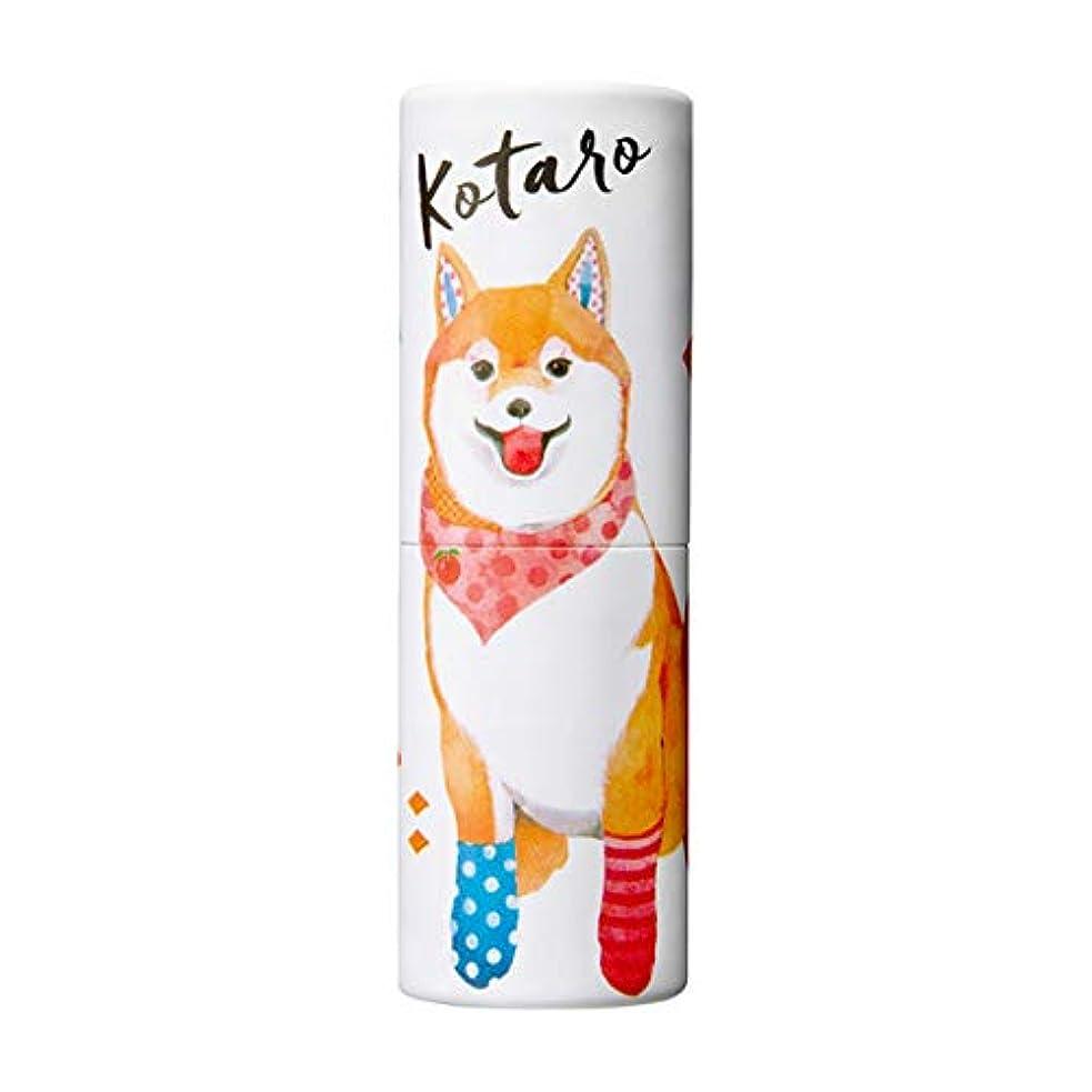 タブレットリーク奨励しますヴァシリーサ パフュームスティック コタロー 柴犬 練り香水 5g