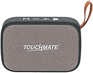 Touchmate Portable Wireless Speaker with USB Slot and FM -TM-BTS400