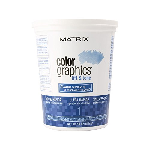Matrix Color Graphic High Speed Powder Lifter, 1000 ml