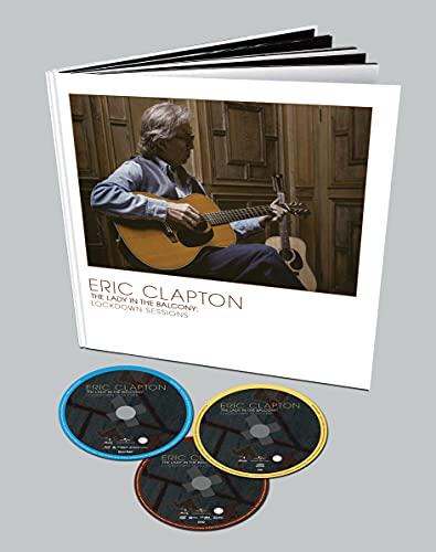 レディ・イン・ザ・バルコニー:ロックダウン・セッションズ(デラックス・セット)(完全生産限定盤)(DVD+BLU-RAY+SHM-CD)[DVD]
