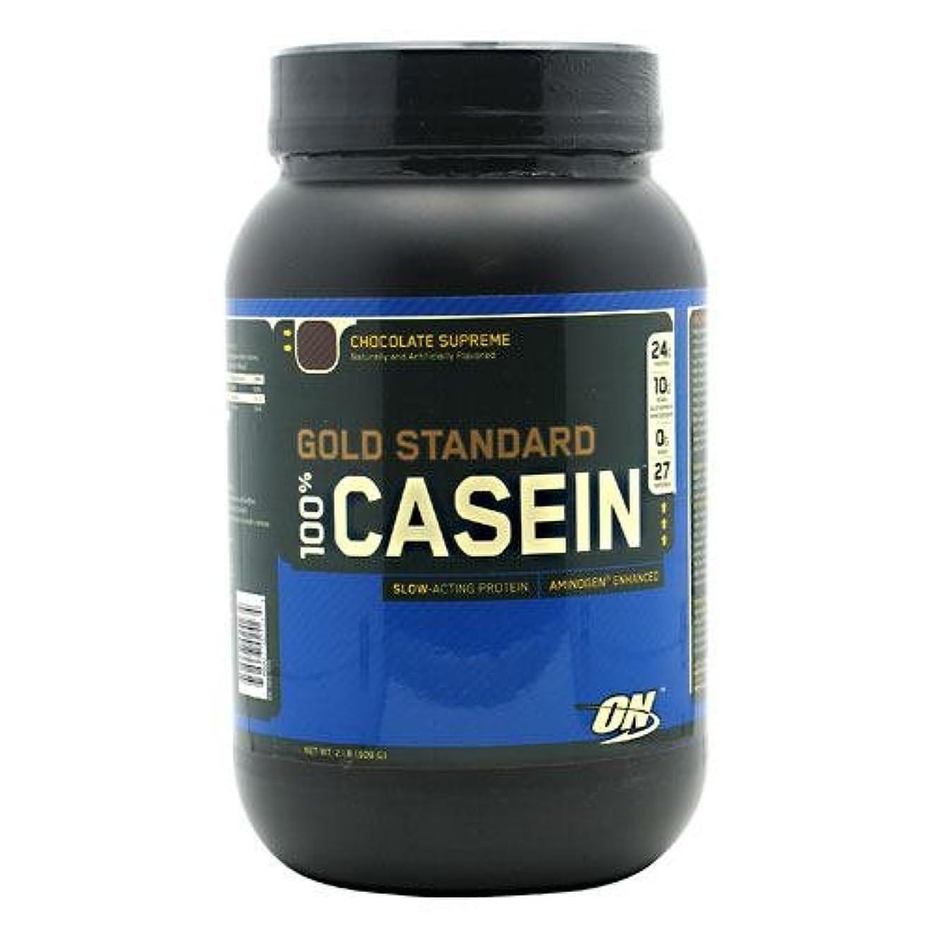 いうインデックス前件Optimum Nutrition 100%ゴールドスタンダード カゼインプロテイン 908g (Gold Standard 100% Casein 2 lbs) (チョコレートシュープリーム(Chocolate Supreme))