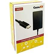 CanaKit 3.5A Raspberry Pi 4 Power Supply (USB-C)
