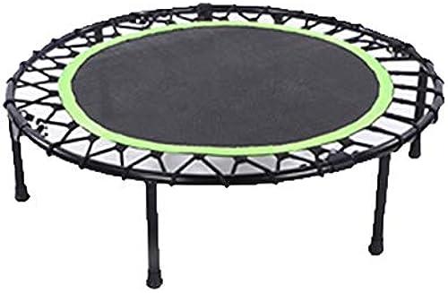 Mini-Trampolin 40-Zoll-Fitnessger , für Indoor-Gartentraining Cardio-Training für Kinder - Last 250kg
