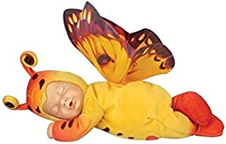 Anne Geddes Orange Baby Butterfly (10
