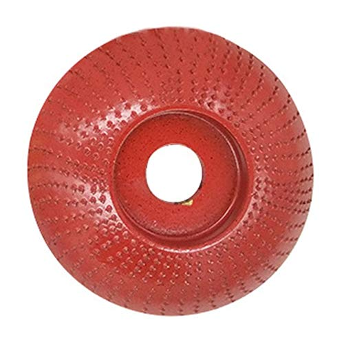 Review Xucus Angle Grinder Grinding Wheel Replacement Tool For Wood Red Tungsten Carbide Disc - (Col...
