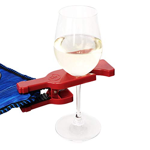 WineGrasp Wine Glass Holder 2-Pack for Wine, Martini, Champagne  ...