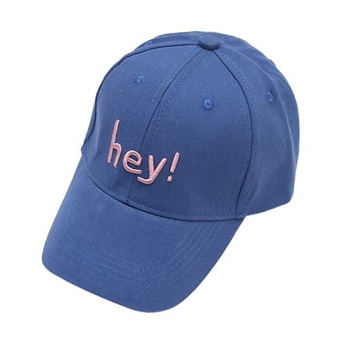 YONGYUAN - Sombrero de bebé para primavera y otoño, delgado, para hombre y mujer, gorras de béisbol para bebé o niño, muy bonito, sombra, crema solar