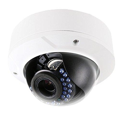 LTS Platinum Motorized Varifocal Vandal Dome IP Camera 4.1MP, Digitech Solutions Inc.