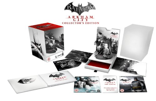 [UK-Import]Batman Arkham City Collectors Edition Game XBOX 360