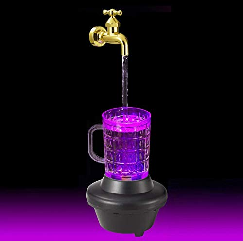 Homestyle Magic Color Changing Faucet Mug - Tabletop Fountains