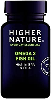 Higher Nature Omega 3 Fish Oil – Omega 3 Cápsulas