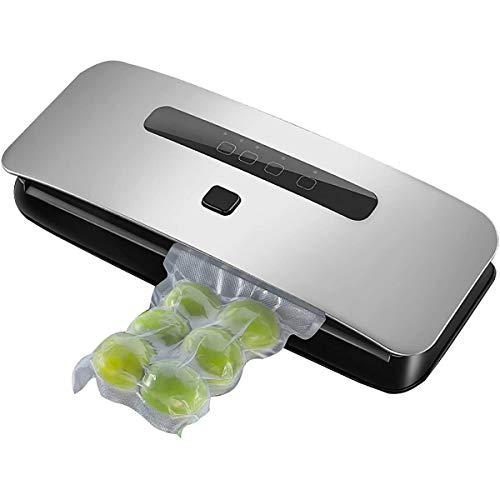Vacuum Sealer Machine, Food Fresh Preservation Vacuüm Sealer Machine voor Dry Moist Foods Conservering Automatisch…