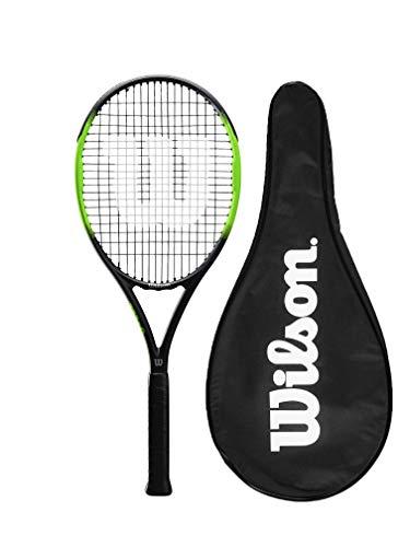 Wilson Blade Feel 105 - Raqueta de tenis (grafito)