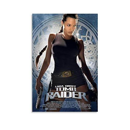 AMINIT Tomb Raider - 2 pósteres decorativos para pared (30 x 45 cm)