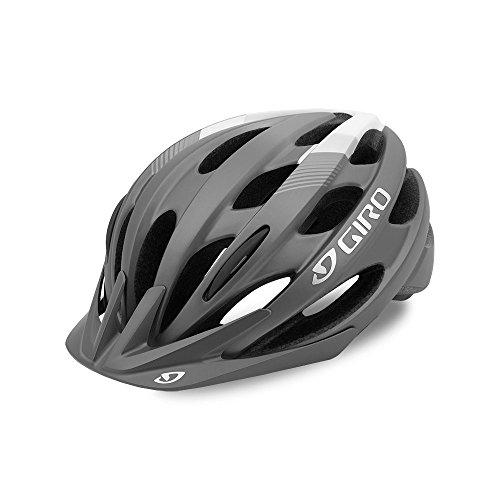 Giro Revel Bike Helmet - Matte Titanium/White