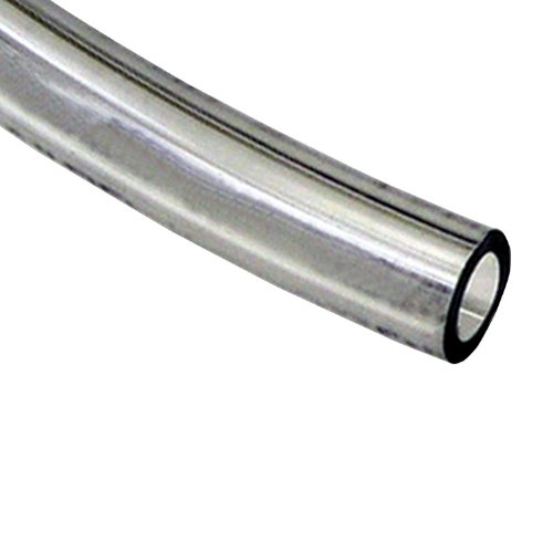 Watts SVGE10 Pre-Cut 3/8-Inch Diameter by 1/4-Inch Clear Vinyl Tubing, 10-Foot Length