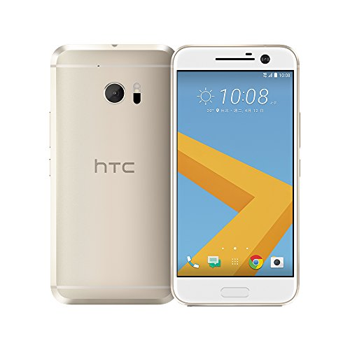 Price comparison product image HTC 10 32GB Topaz Gold,  5.2-Inch,  12MP,  GSM Factory Unlocked International Version