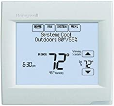 Honeywell TH8321WF1001/U Wi-Fi 8000 for Residential or Commercial Use, Stages Up to Up to 3 Heat/2 Cool