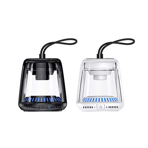 T-ara Calidad de Sonido de Alta fidelidad inalámbrico Bluetooth Altavoz 360 Iluminación Fresca, Mini Altavoz Creativo al Aire Libre La tecnologia mas Nueva