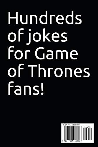 Game of Thrones Jokes: Unofficial Jokes for Game of Thrones Fans