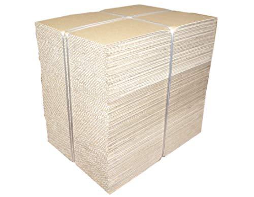 角2封筒補強用段ボールシート 320×230 100枚セット
