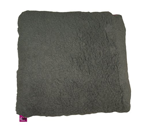 Cojín antiescaras o úlceras por presión , cómodo, Forma Cuadrada, 44 x 44 x 11 cm , Color Gris