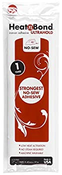 Best iron on patch adhesive Reviews