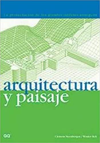 Arquitectura y paisaje: La proyectación de los grandes jardines europeos