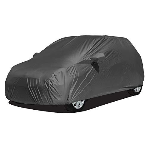 Autofurnish Premium Grey Car Body Cover Compatible with Maruti Celerio – Grey