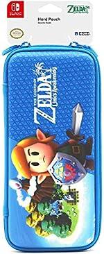 Pochette rigide pour Nintendo Switch - Zelda - Link's Awakening