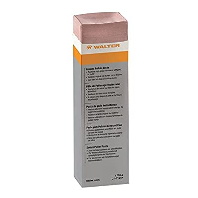 Walter Surface Technologies 07T907 Instant Polish Paste - Reclosable Mirror Finishing Paste. Finishing Products