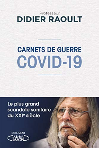 Carnets de guerre Covid-19 (French Edition)