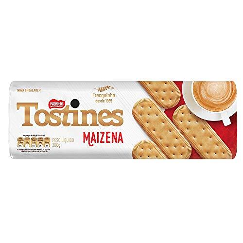Biscoito, Maisena, Tostines, 200g