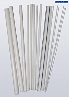 styrene tubes and sheets