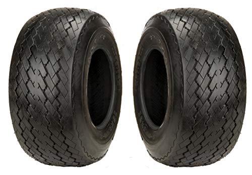 Pair of Hornet GC 18x8.50-8 4ply Golf Cart Tires