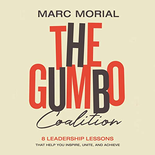 The Gumbo Coalition audiobook cover art