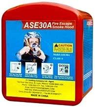Safe Escape Smoke Hood ASE30A, Small Plastic Case