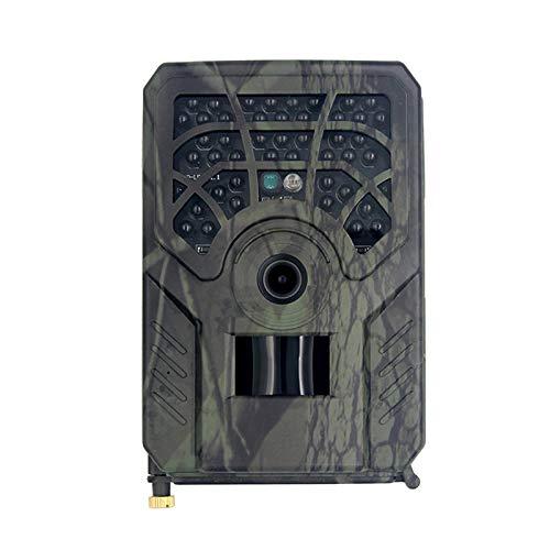 CENT Cámara de Caza 720P Impermeable IP54 Al Aire Libre Cámara Deportiva con Sensor de Infrarrojos Detección de Movimiento Función de Visión Nocturna Monitoreo de Seguridad