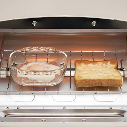 HARIO(ハリオ)耐熱グラタン皿2枚セット満水容量400mlHGZ-2012