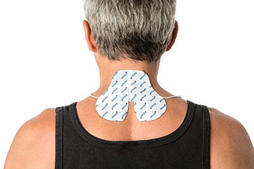Nacken-Elektrode - Perfekte Passform bei Nackenschmerzen - TENS & EMS - axion