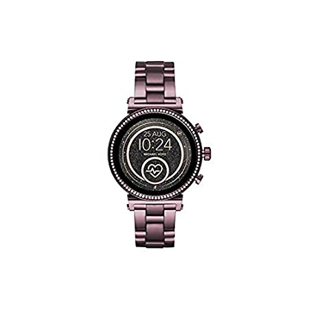 Fashion Shopping Michael Kors Access Gen 4 Sofie Smartwatch- Powered with Wear OS by Google with Heart Rate, GPS, NFC, and Smartphone…