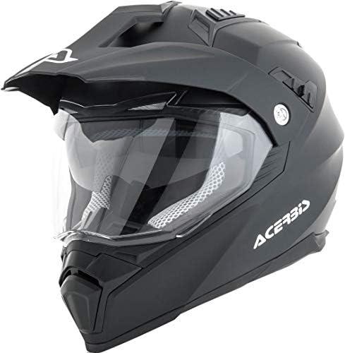 Acerbis Herren Flip Helmet Black Xxl Auto