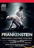 LIEBERMANN, L.: Frankenstein [Ballet] (Royal Ballet, 2016) (NTSC) [DVD]